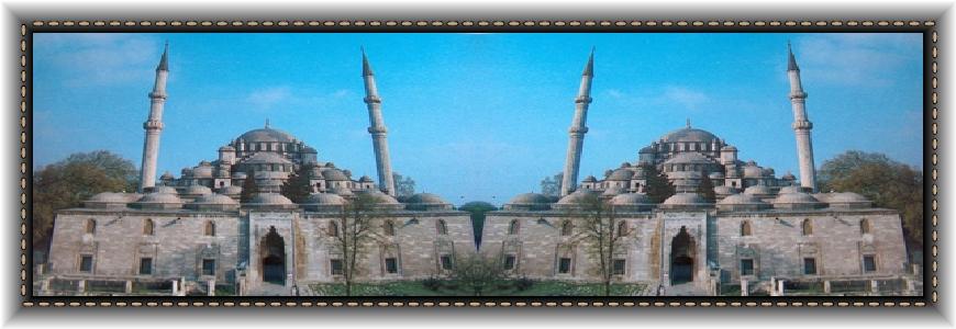 Fatih Camii Camisi