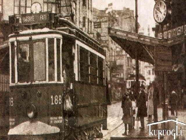 Fatih Fevzipaşa caddesi tramvay hattı