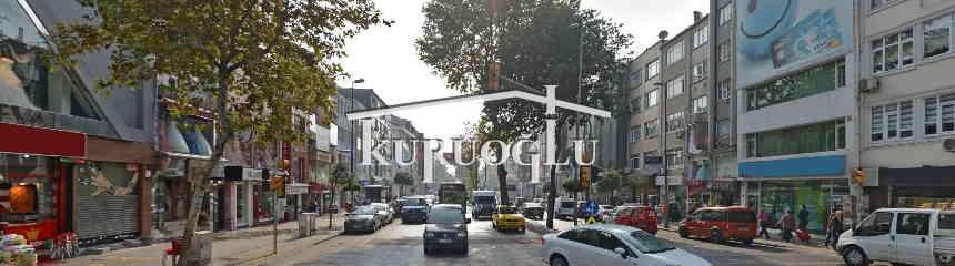 Fatih Fevzipaşa Caddesi