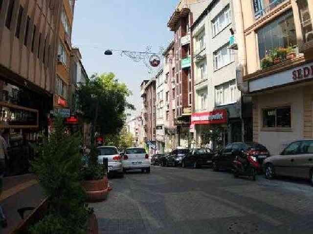 Halıcılar caddesi satılık kiralık bina mağaza