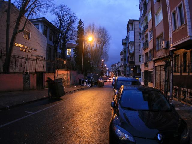 Yesarizade Caddesi