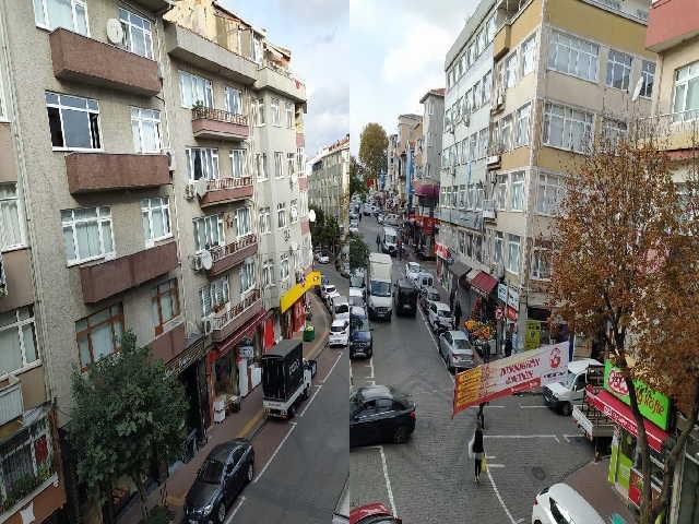 Fatih emlak kiralık cadde üstü daire