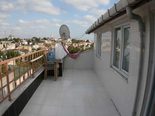 Fatih Tezgahçılar sokak satılık dubleks daire