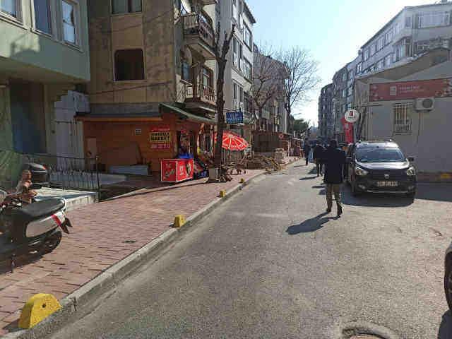 Fatih vatan caddesine yakın kiralık daire