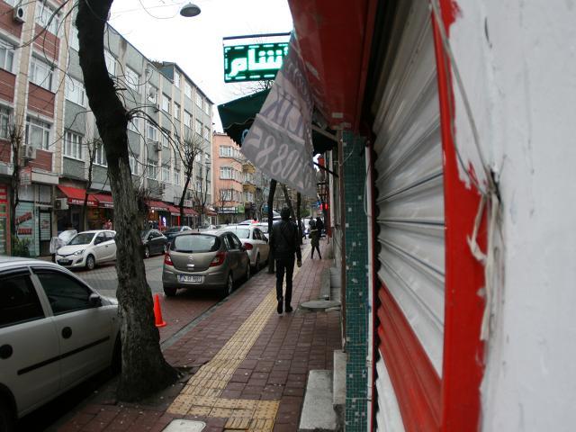 Fatihte kiralık cadde üzeri iş yeri