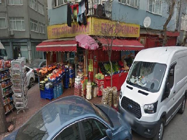 Fatihte kiralık geniş cepheli mağaza