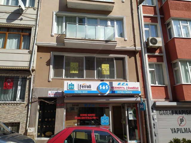 Hırka-i şerif Balipaşa caddesinde kiralık 3+1 daire